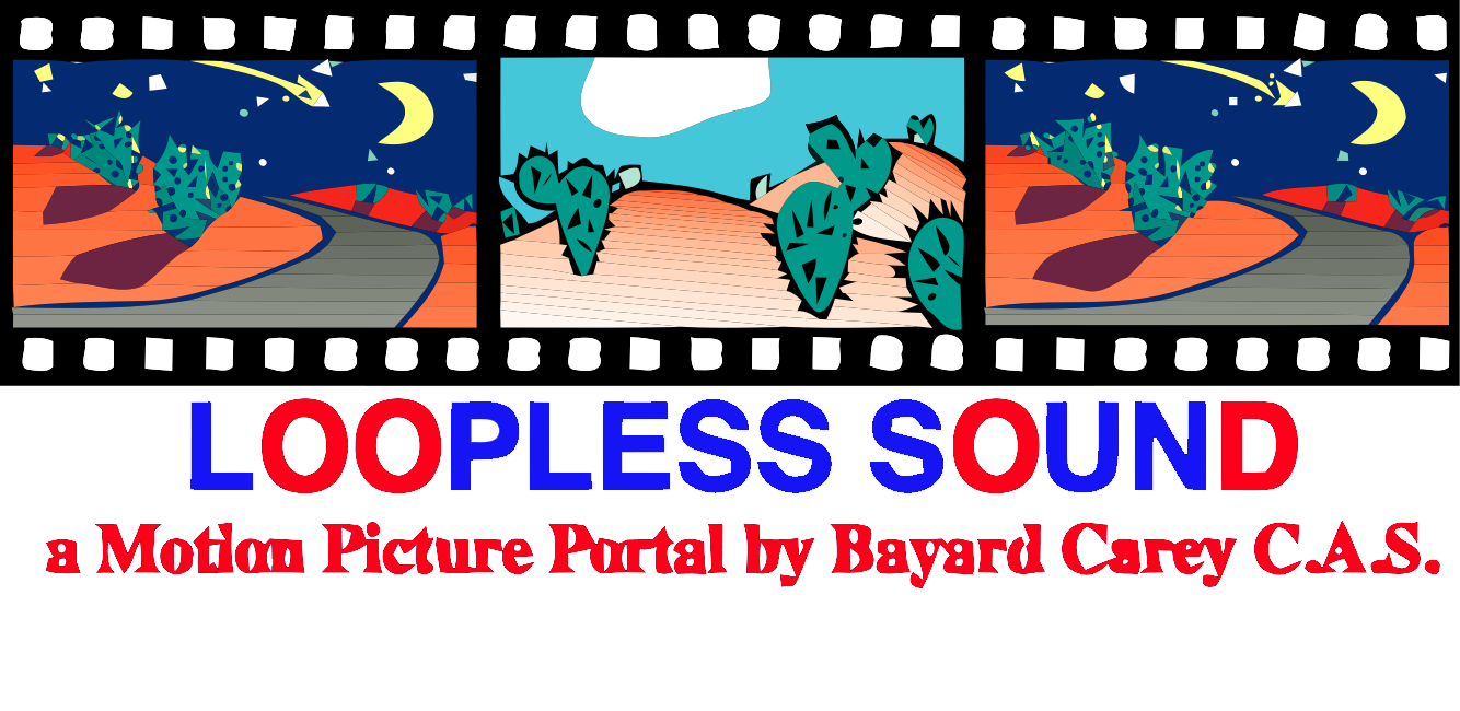 Loopless Sound - Bayard Carey